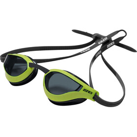 Zone3 Viper Speed Swim Goggles smoke lens/black/lime